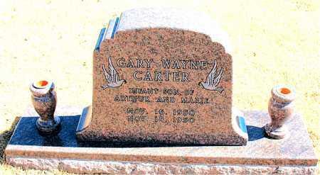 CARTER, CARL WAYNE - Carroll County, Arkansas | CARL WAYNE CARTER - Arkansas Gravestone Photos