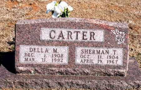 CARTER, SHERMAN T. - Carroll County, Arkansas | SHERMAN T. CARTER - Arkansas Gravestone Photos