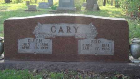 CARY, EDD - Carroll County, Arkansas | EDD CARY - Arkansas Gravestone Photos