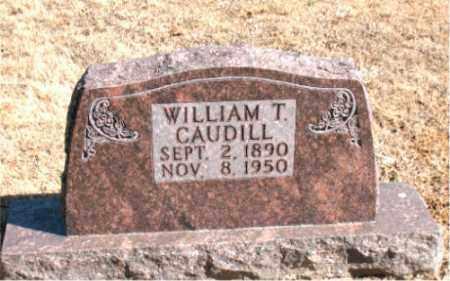 CAUDILL, WILLIAM  T. - Carroll County, Arkansas | WILLIAM  T. CAUDILL - Arkansas Gravestone Photos
