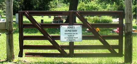 *JONES CEMETERY GATE,  - Carroll County, Arkansas |  *JONES CEMETERY GATE - Arkansas Gravestone Photos