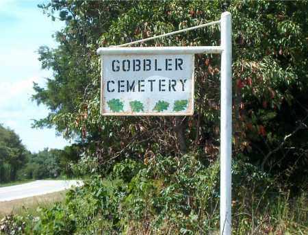 *GOBBLER CEMETERY SIGN,  - Carroll County, Arkansas |  *GOBBLER CEMETERY SIGN - Arkansas Gravestone Photos