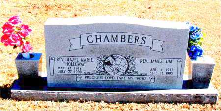 CHAMBERS, REV., JAMES (JIM) - Carroll County, Arkansas | JAMES (JIM) CHAMBERS, REV. - Arkansas Gravestone Photos