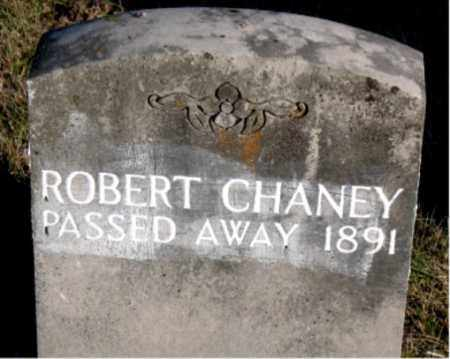 CHANEY, ROBERT - Carroll County, Arkansas | ROBERT CHANEY - Arkansas Gravestone Photos