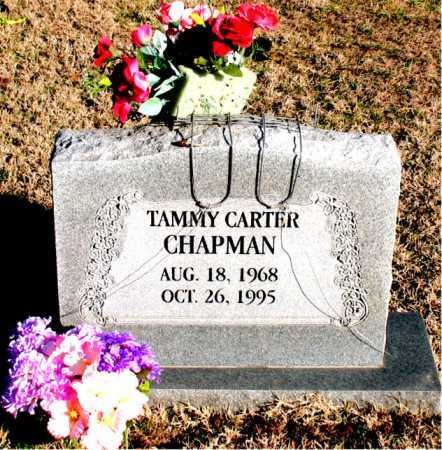 CARTER CHAPMAN, TAMMY - Carroll County, Arkansas | TAMMY CARTER CHAPMAN - Arkansas Gravestone Photos