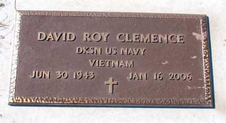 CLEMENCE  (VETERAN VIET), DAVID ROY - Carroll County, Arkansas | DAVID ROY CLEMENCE  (VETERAN VIET) - Arkansas Gravestone Photos