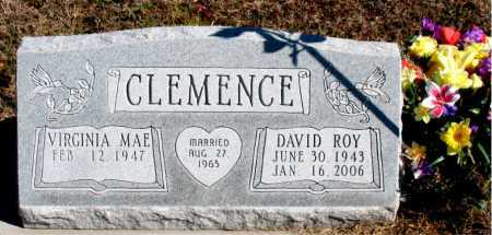 CLEMENCE, DAVID ROY - Carroll County, Arkansas | DAVID ROY CLEMENCE - Arkansas Gravestone Photos