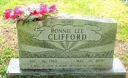 CLIFFORD, RONNIE LEE - Carroll County, Arkansas | RONNIE LEE CLIFFORD - Arkansas Gravestone Photos