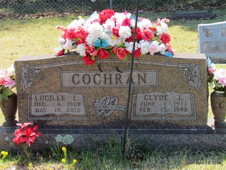 COCHRAN, CLYDE J. - Carroll County, Arkansas   CLYDE J. COCHRAN - Arkansas Gravestone Photos
