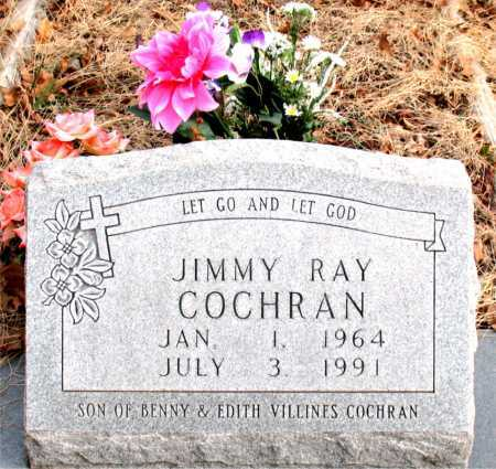 COCHRAN, JIMMY RAY - Carroll County, Arkansas | JIMMY RAY COCHRAN - Arkansas Gravestone Photos