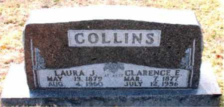 COLLINS, LAURA J. - Carroll County, Arkansas | LAURA J. COLLINS - Arkansas Gravestone Photos
