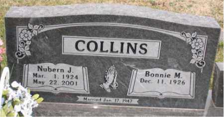 COLLINS, NUBERN J. - Carroll County, Arkansas | NUBERN J. COLLINS - Arkansas Gravestone Photos