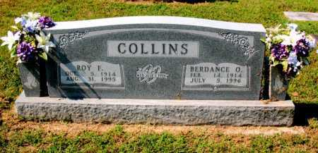 COLLINS, ROY F. - Carroll County, Arkansas | ROY F. COLLINS - Arkansas Gravestone Photos