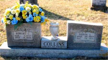 COLLINS, NERVA L. - Carroll County, Arkansas | NERVA L. COLLINS - Arkansas Gravestone Photos