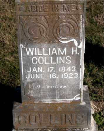 COLLINS, WILLIAM  H. - Carroll County, Arkansas | WILLIAM  H. COLLINS - Arkansas Gravestone Photos