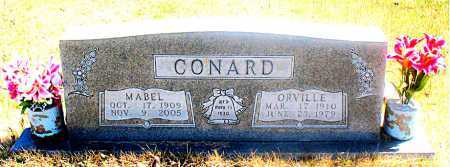 CONARD, MABEL - Carroll County, Arkansas | MABEL CONARD - Arkansas Gravestone Photos