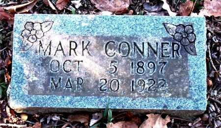 CONNER, MARK - Carroll County, Arkansas | MARK CONNER - Arkansas Gravestone Photos