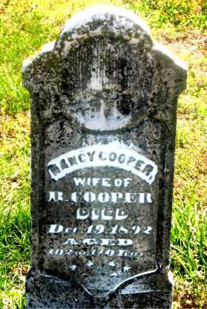 COOPER, NANCY - Carroll County, Arkansas | NANCY COOPER - Arkansas Gravestone Photos