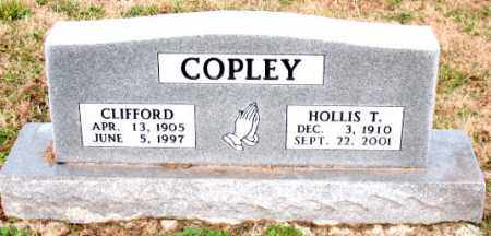 COPLEY, CLIFFORD - Carroll County, Arkansas | CLIFFORD COPLEY - Arkansas Gravestone Photos