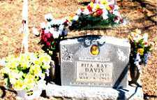 DAVIS, RITA KAY - Carroll County, Arkansas | RITA KAY DAVIS - Arkansas Gravestone Photos