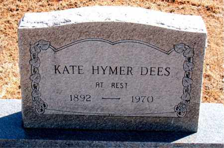 HYMER DEES, KATE - Carroll County, Arkansas | KATE HYMER DEES - Arkansas Gravestone Photos