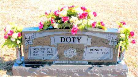 DOTY, DOROTHY - Carroll County, Arkansas | DOROTHY DOTY - Arkansas Gravestone Photos
