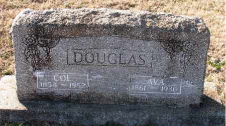 DOUGLAS, COL - Carroll County, Arkansas | COL DOUGLAS - Arkansas Gravestone Photos