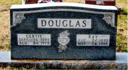 DOUGLAS, RAY - Carroll County, Arkansas | RAY DOUGLAS - Arkansas Gravestone Photos