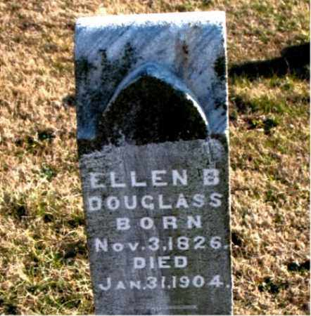 DOUGLASS, ELLEN  B. - Carroll County, Arkansas | ELLEN  B. DOUGLASS - Arkansas Gravestone Photos