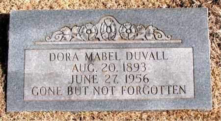 DUVALL, DORA  MABEL - Carroll County, Arkansas | DORA  MABEL DUVALL - Arkansas Gravestone Photos
