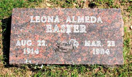 EASTER, LEONA ALMEDA - Carroll County, Arkansas | LEONA ALMEDA EASTER - Arkansas Gravestone Photos