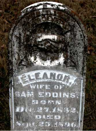 EDDINS, ELEANOR - Carroll County, Arkansas | ELEANOR EDDINS - Arkansas Gravestone Photos