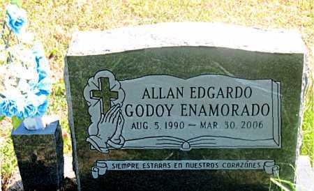 EDGARDO, ALLEN - Carroll County, Arkansas | ALLEN EDGARDO - Arkansas Gravestone Photos