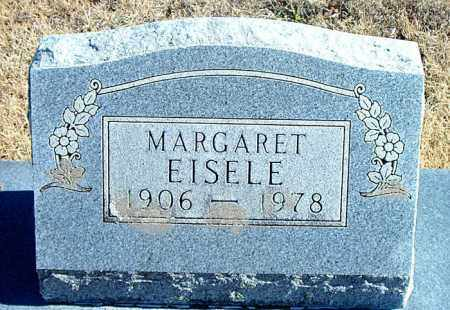 EISELE, MARGARET - Carroll County, Arkansas | MARGARET EISELE - Arkansas Gravestone Photos