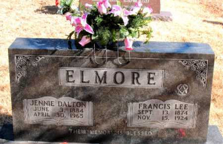 ELMORE, FRANCIS LEE - Carroll County, Arkansas | FRANCIS LEE ELMORE - Arkansas Gravestone Photos