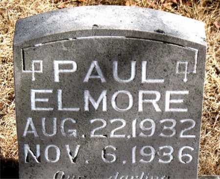 ELMORE, PAUL - Carroll County, Arkansas | PAUL ELMORE - Arkansas Gravestone Photos