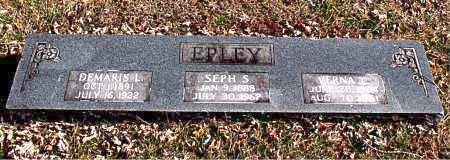 EPLEY, VERNA J. - Carroll County, Arkansas | VERNA J. EPLEY - Arkansas Gravestone Photos