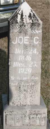 EPLEY, JOE C - Carroll County, Arkansas | JOE C EPLEY - Arkansas Gravestone Photos