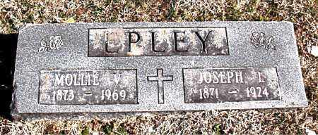 EPLEY, JOSEPH L. - Carroll County, Arkansas | JOSEPH L. EPLEY - Arkansas Gravestone Photos
