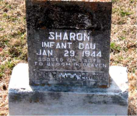 ERVIN, SHARON - Carroll County, Arkansas | SHARON ERVIN - Arkansas Gravestone Photos
