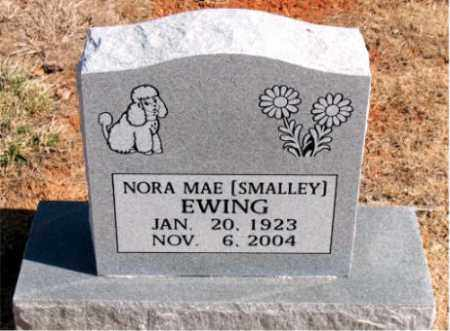 EWING, NORA MAE - Carroll County, Arkansas | NORA MAE EWING - Arkansas Gravestone Photos