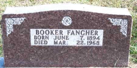 FANCHER, BOOKER - Carroll County, Arkansas | BOOKER FANCHER - Arkansas Gravestone Photos