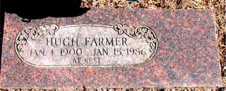 FARMER, HUGH - Carroll County, Arkansas | HUGH FARMER - Arkansas Gravestone Photos