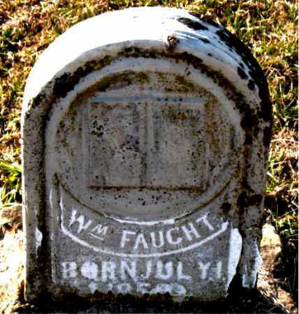 FAUGHT, W.  M. - Carroll County, Arkansas | W.  M. FAUGHT - Arkansas Gravestone Photos