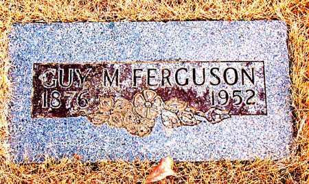 FERGUSON, GUY  M. - Carroll County, Arkansas   GUY  M. FERGUSON - Arkansas Gravestone Photos