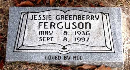 FERGUSON, JESSIE - Carroll County, Arkansas | JESSIE FERGUSON - Arkansas Gravestone Photos