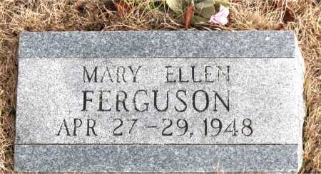 FERGUSON, MARY  ELLEN - Carroll County, Arkansas | MARY  ELLEN FERGUSON - Arkansas Gravestone Photos