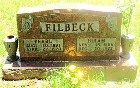 FILBECK, PEARL - Carroll County, Arkansas | PEARL FILBECK - Arkansas Gravestone Photos