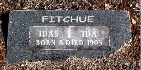 FITCHUE, IDAS - Carroll County, Arkansas | IDAS FITCHUE - Arkansas Gravestone Photos