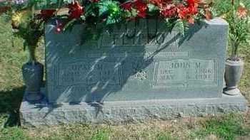 FLIPPO, OPAL M - Carroll County, Arkansas | OPAL M FLIPPO - Arkansas Gravestone Photos